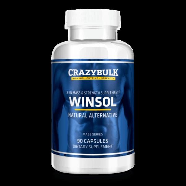 Winstrol oral steroids
