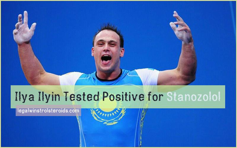 Ilya Ilyin Kazakhstani weightlifter